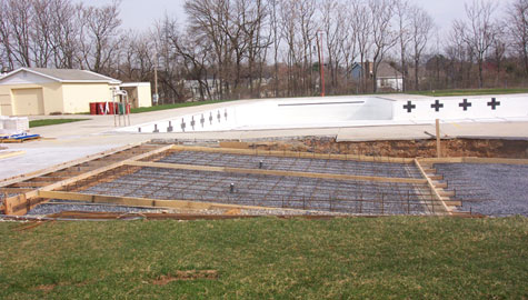 Wading Pool Renovation Project | Aquatic Facility Design