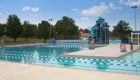 Public swimming pool family community facilities aquatic - Public swimming pool design ...