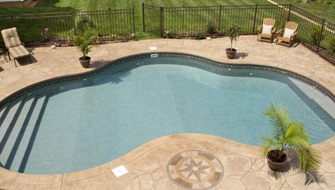 Custom Residential Pools Design Aquatic Facility Design